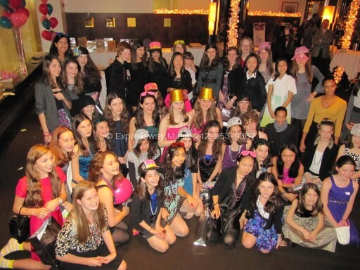 Group shot of all guests