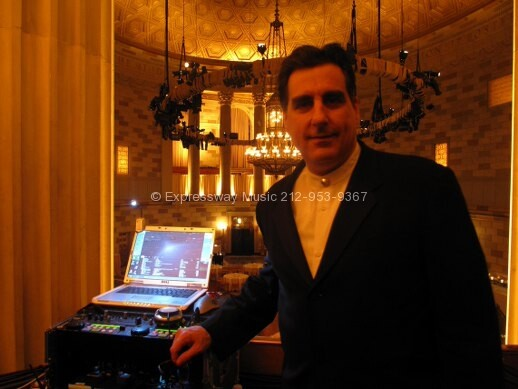 dj David at Gotham Hall