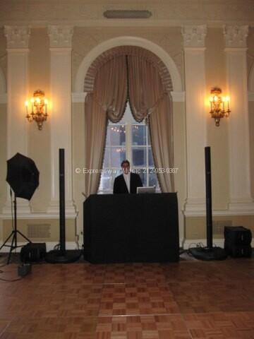 Yale Club DJ