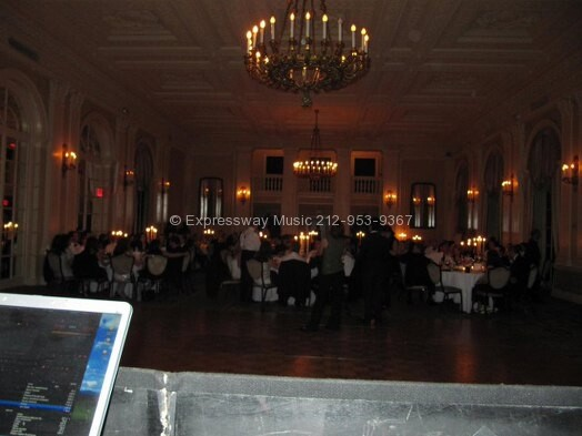 Yale Club Wedding DJ
