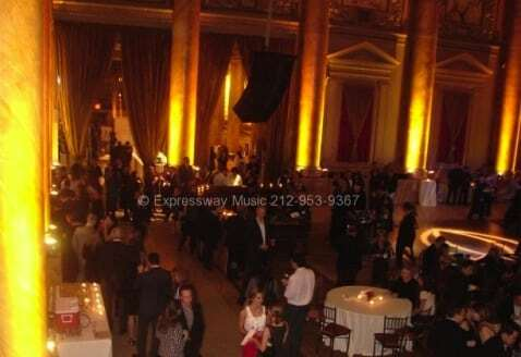 fundraiser at Capitale