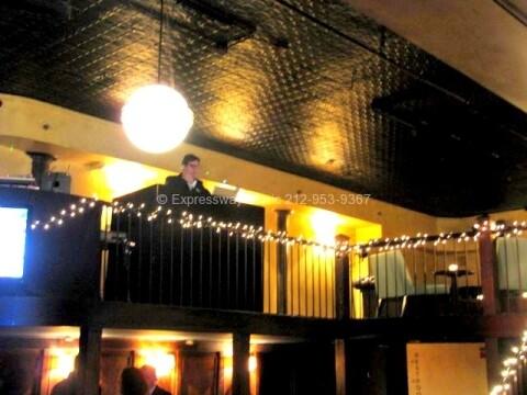 Tribeca DJ Dave Swirsky