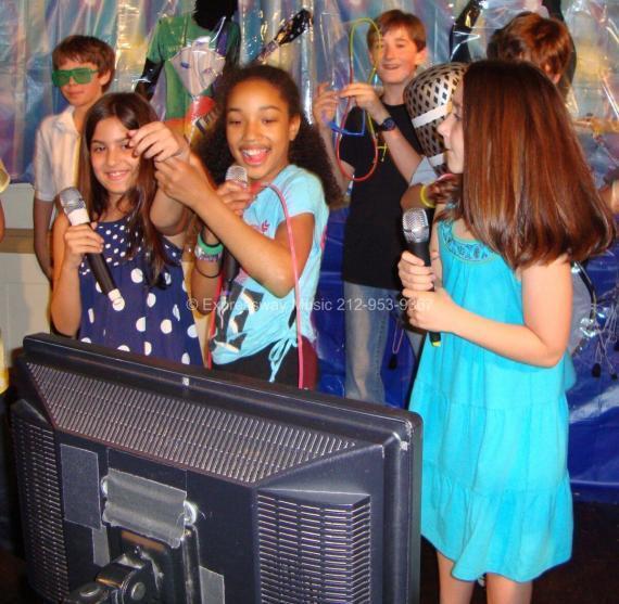 Kids karaoke NYC