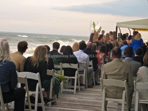 Bridgehampton Tennis & Surf Club Wedding