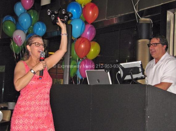 Adult Birthday Karaoke Party nyc