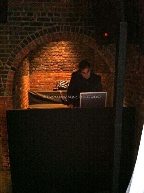 The Foundry DJ Dave Swirsky