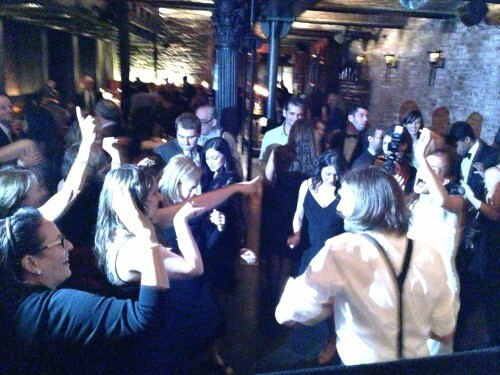 wedding dancing new york city