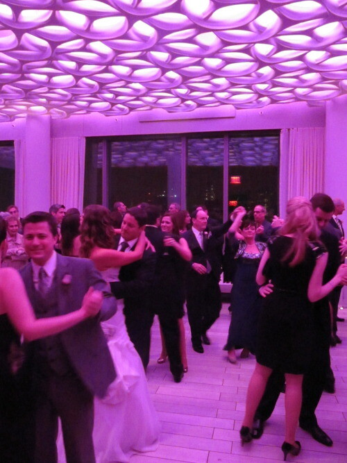 Hotel wedding new york fun dj