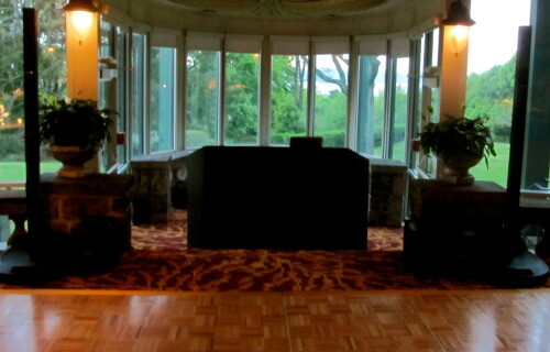 Expressway Music dj set up at Tappan Hill Mansion