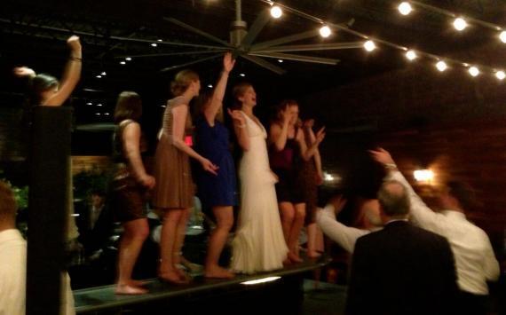 Aretsky's Patroon Wedding dj