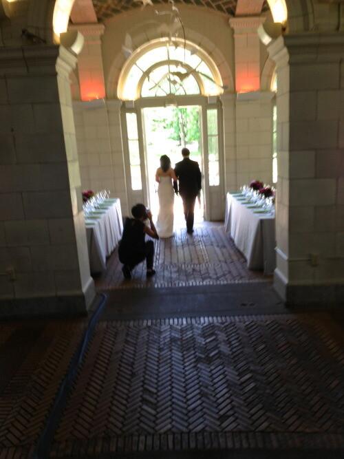Wedding Processional in Brooklyn NY
