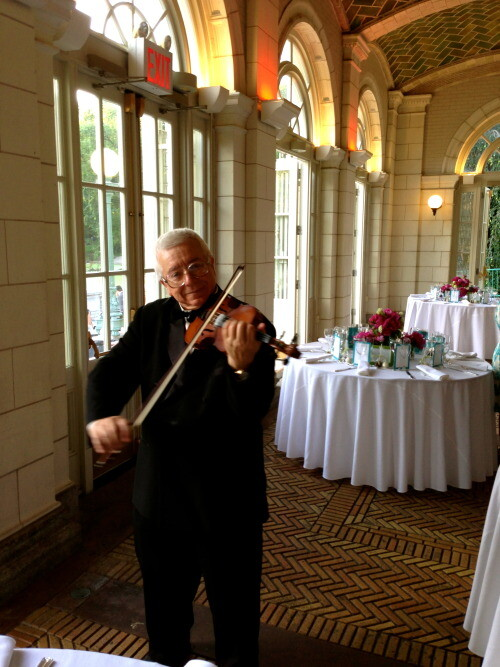 Wedding violin nyc