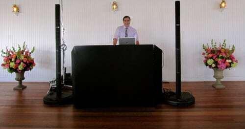 DJ Dave Swirsky in Westchester NY