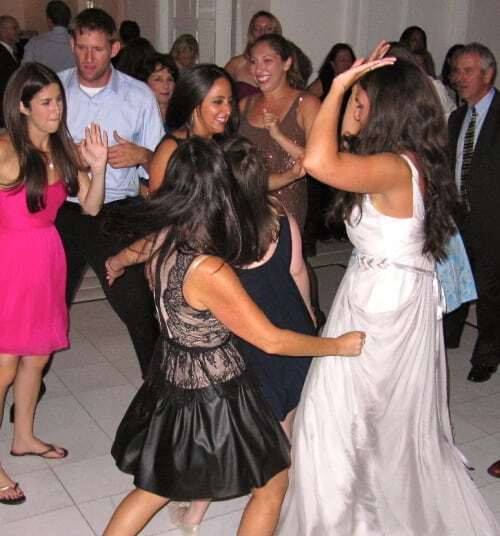 Gary's Loft DJ Dance Wedding by Expressway Music dj's nyc