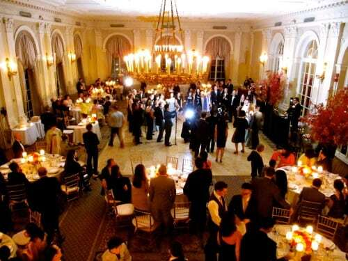Yale Club Wedding with Expressway Music DJ
