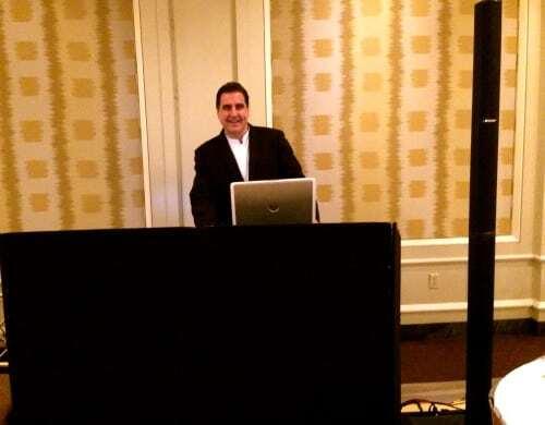Ritz Carlton DJ Dave Swirsky