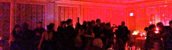 Ritz Carlton Party NYC with dj
