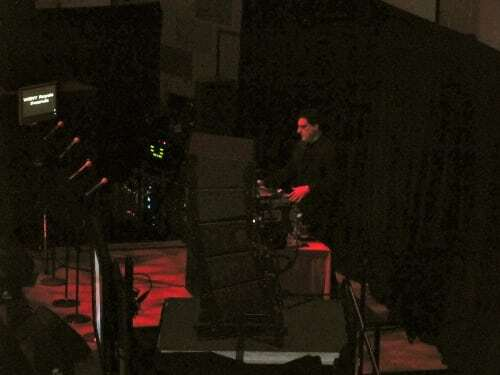 gotham hall dj Dave Swirsky