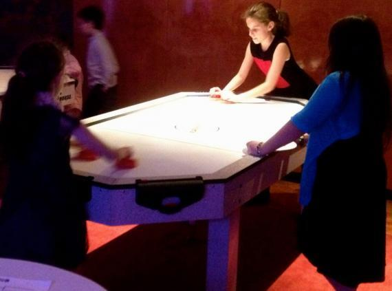 Air Hockey Sports game