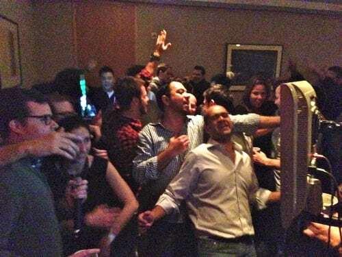 Karaoke party NYC
