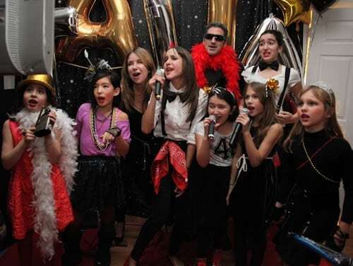 kids karaoke party nyc