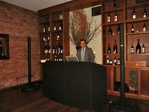 DJ Dave Swirsky from Expressway Music wedding dj's NYC