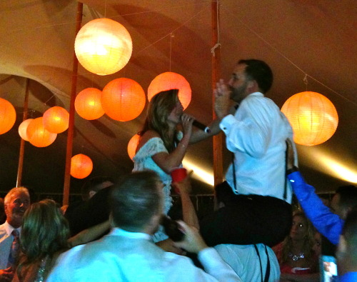 Great Wedding Long Island with Expressway Music dj