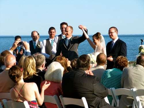 Madison Beach Hotel Wedding