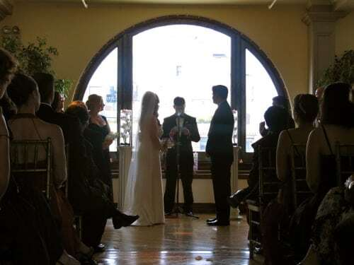 Loft Wedding NYC