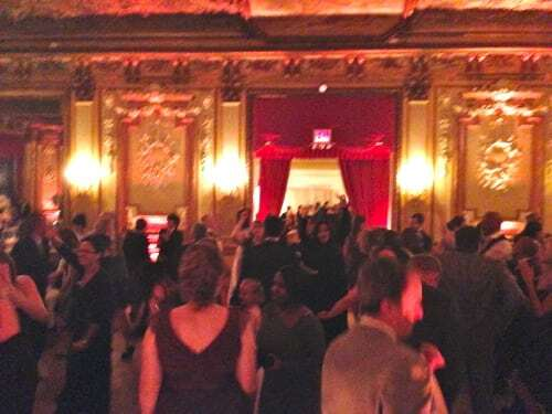 wedding at Metropolitan club with DJ Dave Swirsky