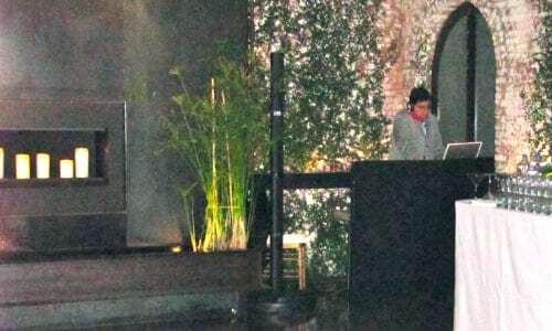 DJ Dave Swirsky at Foundry Wedding