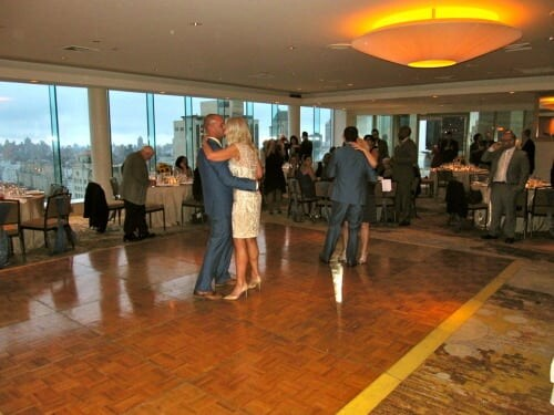 Parker Meridien Wedding