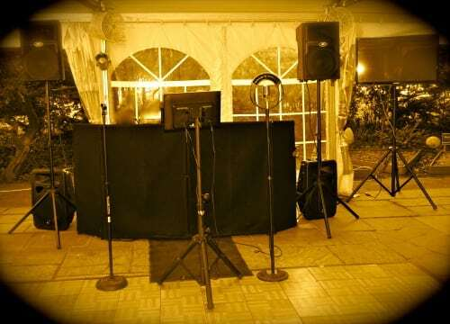 DJ & Karaoke Pro Set Up
