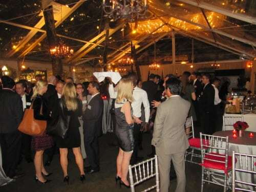 Bryant Park Grill Corporate DJ Party