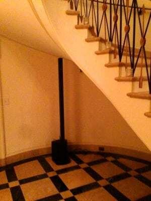 Harold Pratt House Sound System