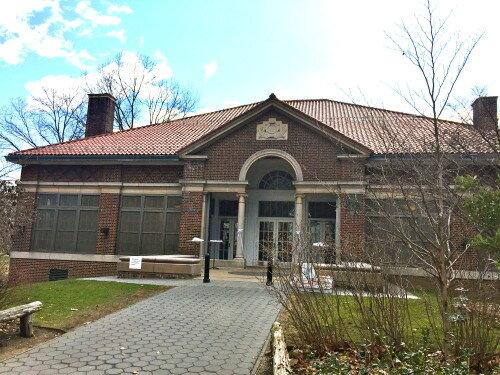 Prospect Park Picnic House front view