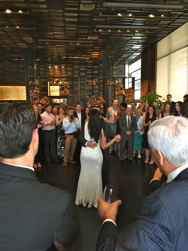 Restaurant Wedding NYC