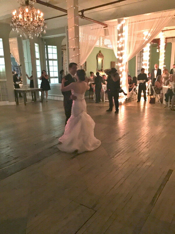 first dance NYC