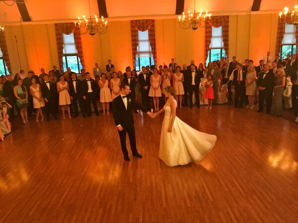 Marros estate wedding