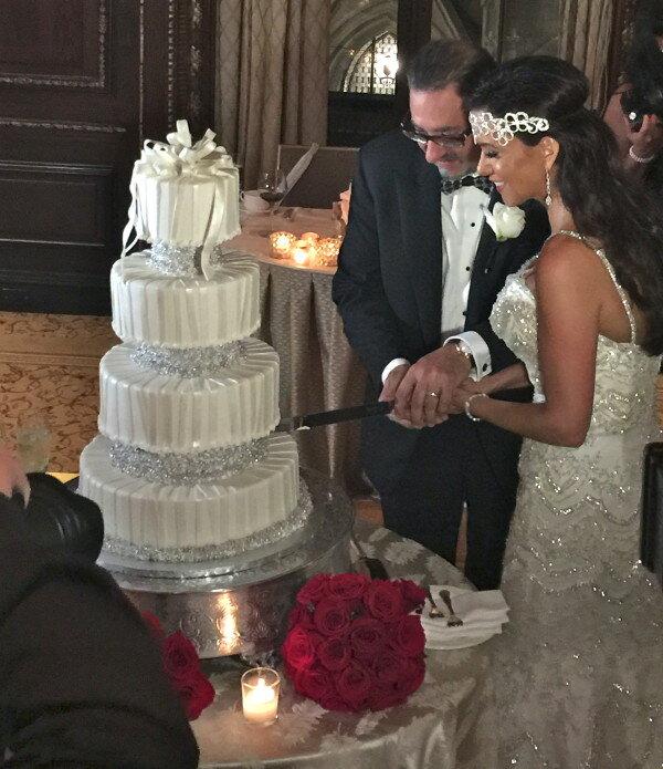 cake cutting ny palace