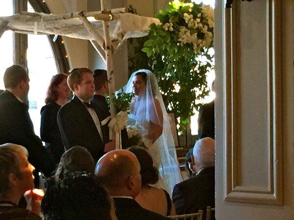 NYC Penthouse Wedding