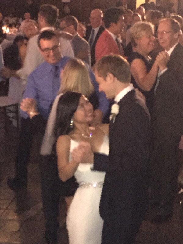 bride & groom Union