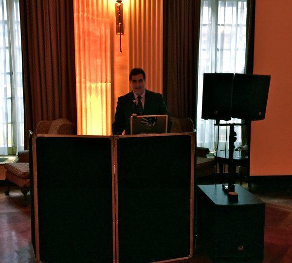 Yale Club Ballroom Wedding Reception |Yale Club Wedding