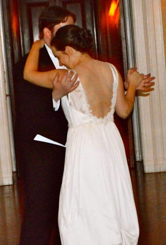 Harold Pratt House wedding
