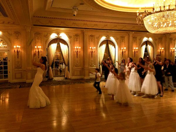 JW Marriott Essex House Wedding