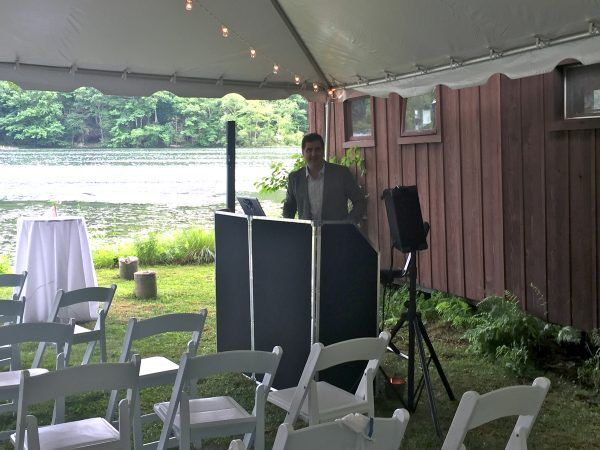 Wedding DJ Dave Swirsky