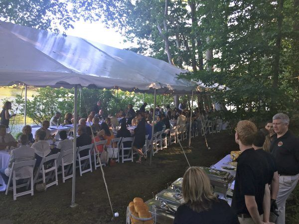 Tent Wedding Westchester county