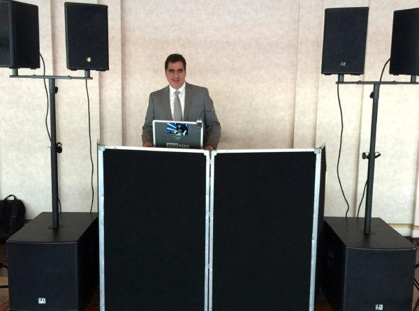 Glen Harbour Wedding DJ