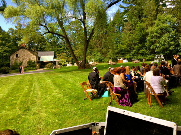 Shadow Lawn Wedding