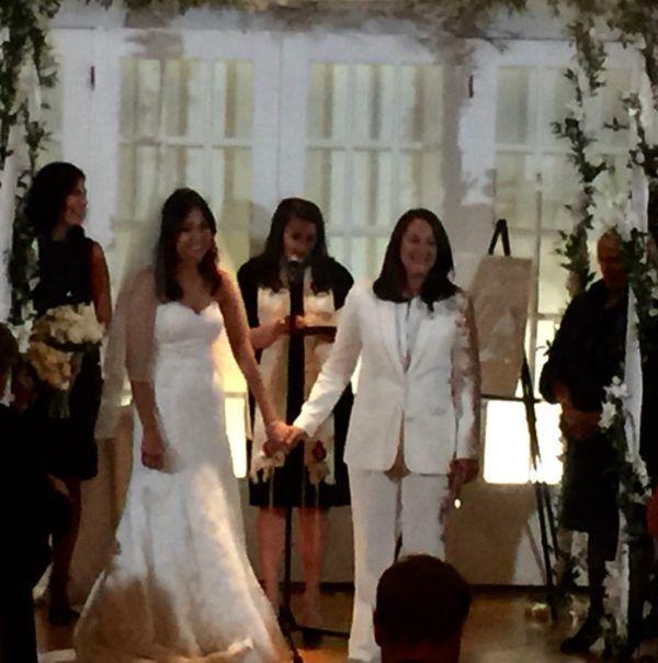 Fifth Avenue Loft Wedding